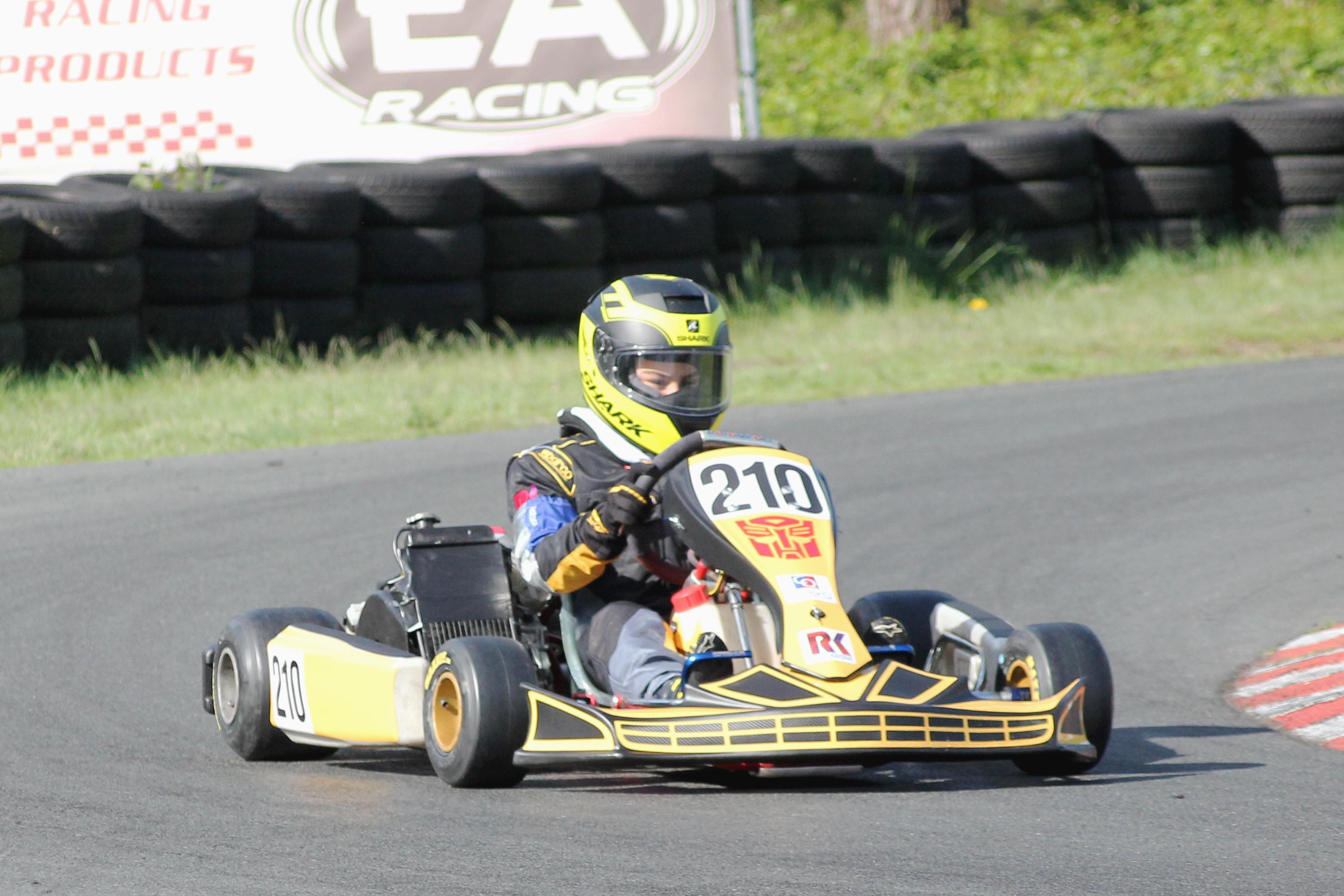 GK4 Race 3 2015