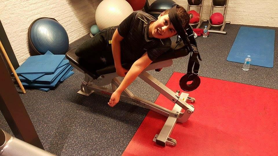 Ryan's training