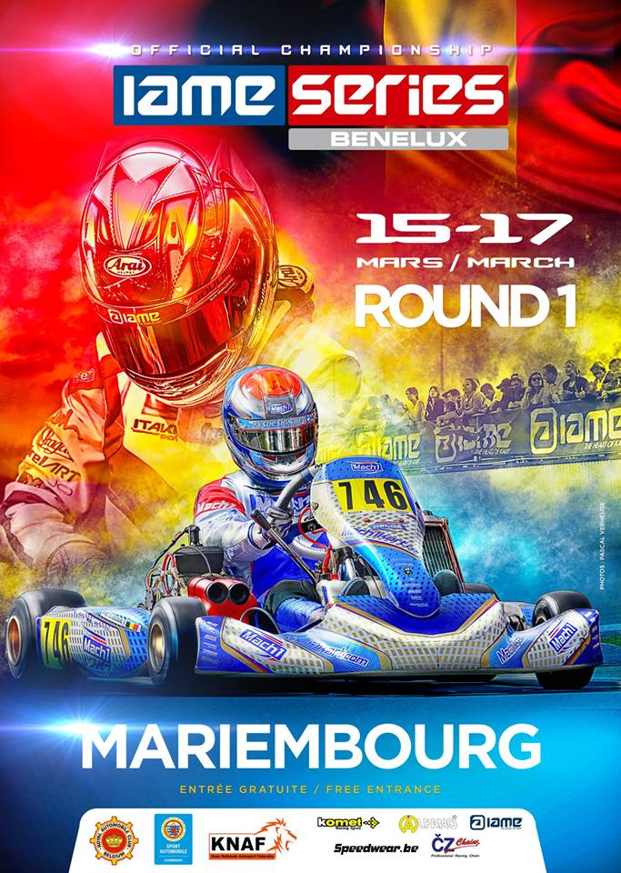 Race 1: Mariembourg (BE) 16/17-03-2019