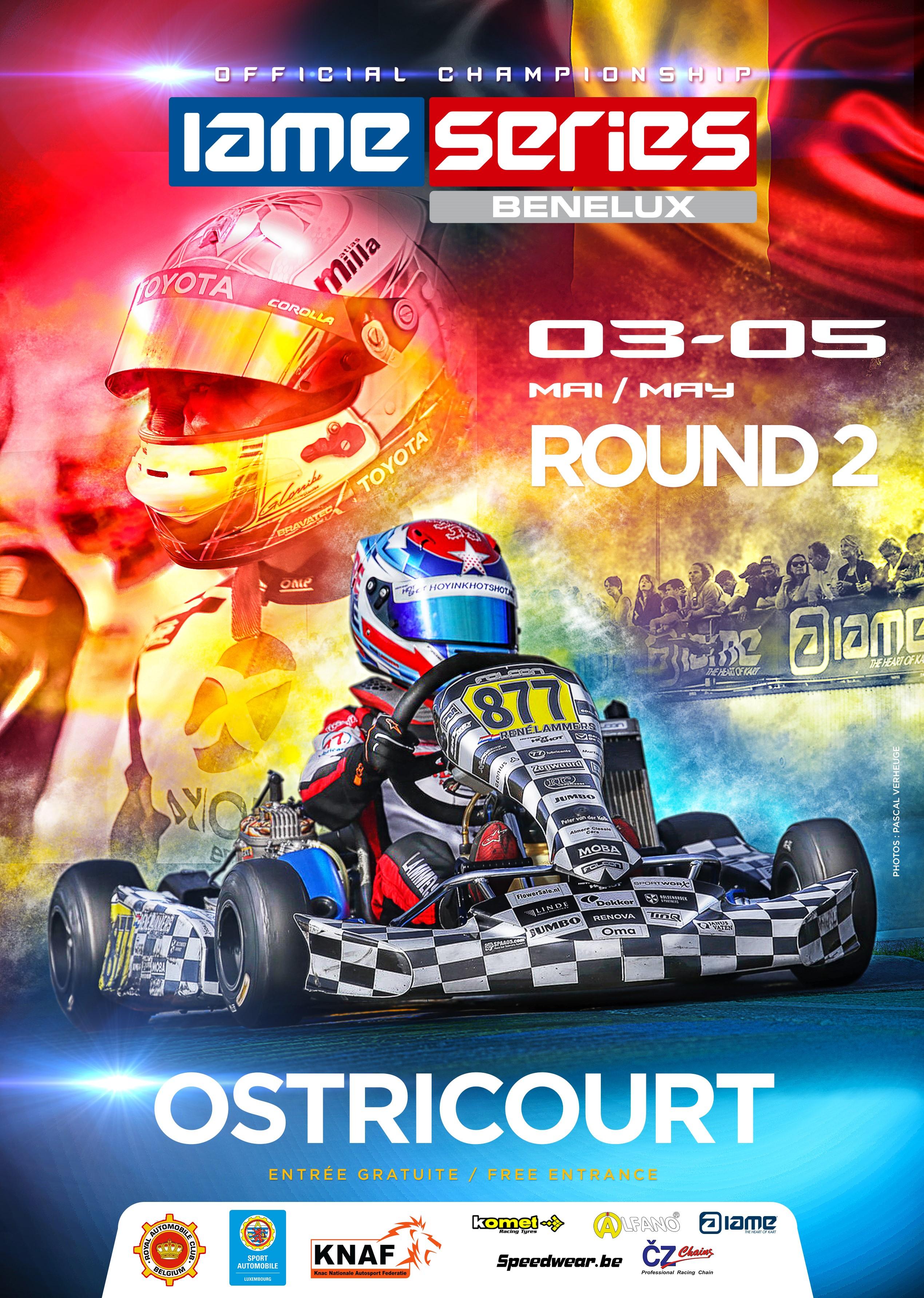 Race 2: Ostricourt (FR) 03/05-05-2019